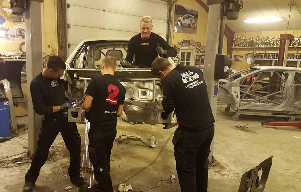 Linnemann Motorsport lukker ned