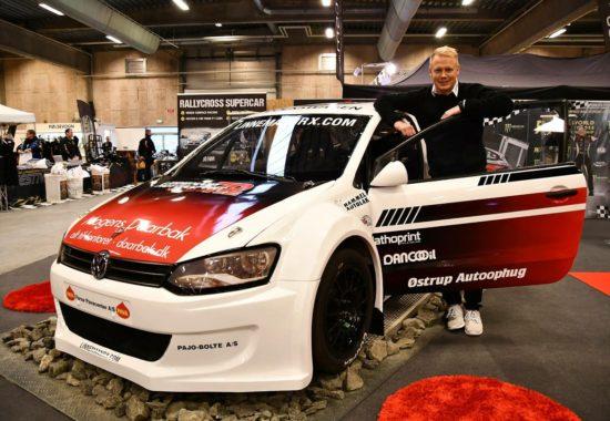 Endelig en dansker i offroadens Formel 1