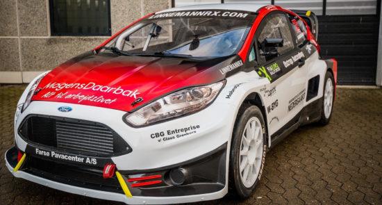 Ulrik Linnemann tilbage ved Europamesterskabet i Rallycross