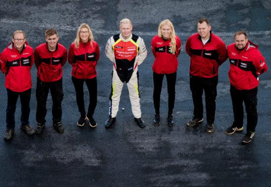 Linnemann Motorsport melder klar til en ny sæson