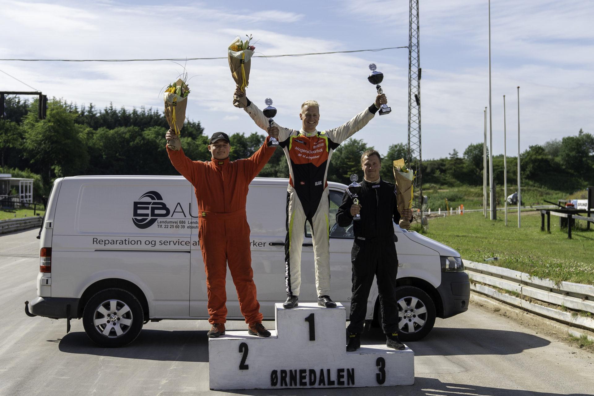 Linnemann til tops i Danmark
